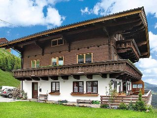 Apartment Haus Tauernblick  in Muhlbach, Salzburg and surroundings - 10 persons