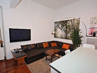Apartment Glasmalerei  in Innsbruck, Tyrol - 3 persons, 1 bedroom