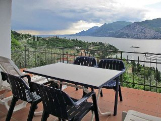Vacation home Casa Verdin  in Malcesine, Lake Garda/ Lago di Garda - 6 persons,