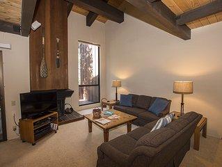 NorthShore # 17: 3 BR / 2 BA condo/townhouse in Tahoe City, Sleeps 6