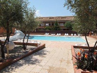 Apartment du Golf  in Saint Cyprien, Pyrenees - Orientales - 4 persons, 1 bedro