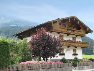 Apartment Landhaus Margarethe  in Aschau/Zillertal, Zillertal - 8 persons, 4 be