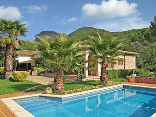 Vacation home in Bunyola, Majorca / Mallorca - 10 persons, 5 bedrooms