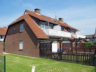 Apartment Ferienwohnung Jansen  in Norddeich, North Sea: Lower Saxony - 4 perso