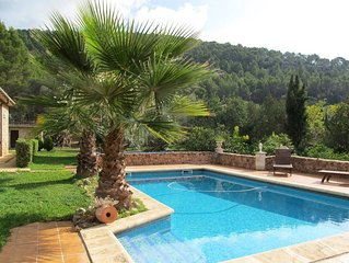 Vacation home in Bunyola, Majorca / Mallorca - 10 persons, 5 bedrooms