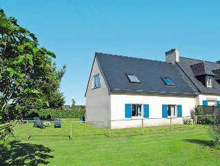 Vacation home in Kerlouan, Finistere - 6 persons, 3 bedrooms