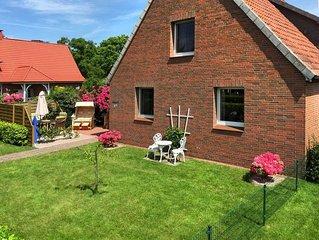 Vacation home Ferienhaus Schultz  in Hechthausen - Klint, North Sea: Lower Saxo