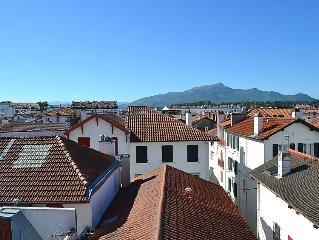 Apartment Bista Eder  in Saint - Jean - de - Luz, Basque Country - 4 persons, 1