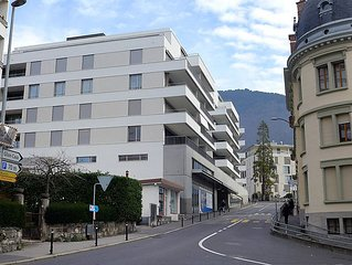 Apartment Harmony  in Montreux, Lake Geneva Region - 6 persons, 3 bedrooms