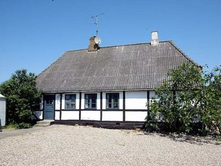 Vacation home Hou/Fyn  in Tranekaer, Funen, Langeland and Aero - 5 persons, 1 be