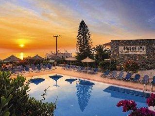 Holiday accomodations Marni Village, Chersonissos  in Kreta - Ost - 2 persons