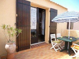 Apartment Les Caraibes du Levant  in Le Barcares, Pyrenees - Orientales - 4 per