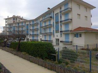 Ferienwohnung La Centrale  in Hossegor, Landes - 4 Personen, 1 Schlafzimmer