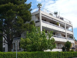 Apartment Le Paradou  in La Ciotat, Cote d'Azur - 4 persons, 2 bedrooms