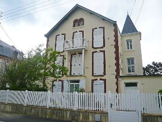 Apartment Le Chalet  in Cabourg, Normandy - 4 persons, 2 bedrooms