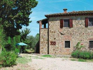 Apartment Podere San Raffaele  in Poggibonsi, Siena and surroundings - 3 person