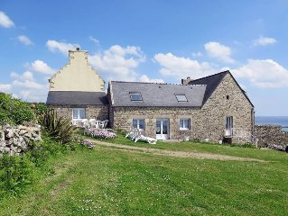 Vacation home in Plouhinec, Finistere - 8 persons, 3 bedrooms