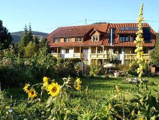 Apartment Appartementhaus Stolls Wohlfühloase  in Bernau, Black Forest - 6 pers