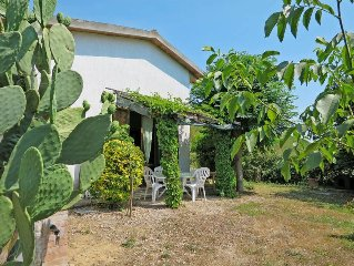 Vacation home Casa Calvello  in Roselle/Loc.Bottegone(GR), Maremma - 4 persons,