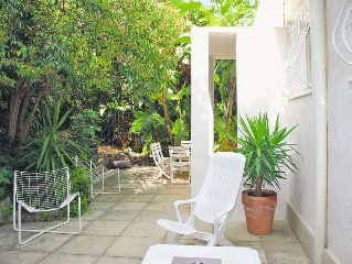 Vacation home Les Siamois  in Eze - sur - Mer, Cote d'Azur - 4 persons, 1 bedro