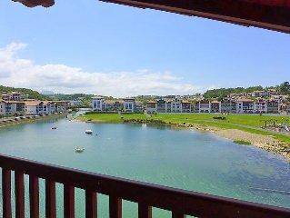 Apartment Ederra Untxin  in Saint - Jean - de - Luz, Basque Country - 2 persons