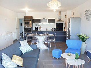 Apartment Le Domaine de Fort Neuf  in Quiberon, Brittany - Southern - 7 persons