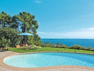 Ferienhaus Villa Ponderosa  in Trayas/St. Raphael, Cote d'Azur - 8 Personen, 3 S
