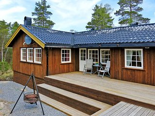 Vacation home in Hornes, Southern Norway - 6 persons, 3 bedrooms
