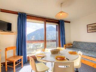 Apartment Vostok Zodiaque  in Le Corbier, Savoie - Haute Savoie - 5 persons, 1
