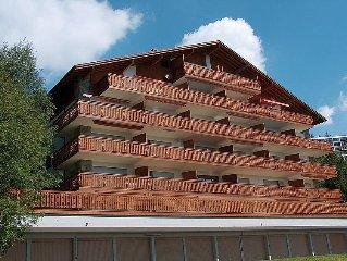 Ferienwohnung Marigny  in Crans - Montana, Wallis - 4 Personen, 2 Schlafzimmer