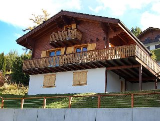 Vacation home Chalet Boucaro  in Nendaz, Valais - 8 persons, 4 bedrooms