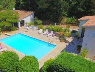 Holiday Home Provence house private pool and garden