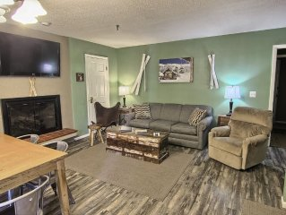 3 BR Ski In/Ski Out Mountain Villa - Recently Remodeled Condo