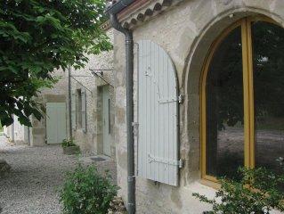 Farmhouse Near The Bastide Village Of Monflanquin, Lot-et-Garonne, Aquitaine