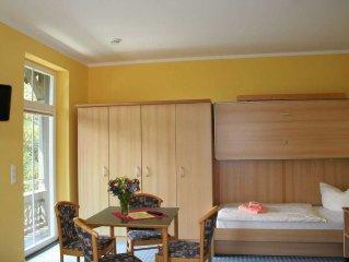 Familienzimmer - Gastehaus 'Am Luisenpark'