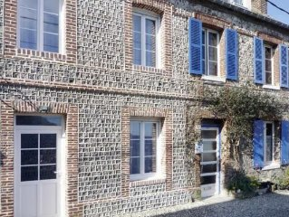Terraced house, Yport  in Seine - Maritime - 4 persons, 2 bedrooms