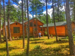 Beautiful Chalet On Wooded Acre Near Woodland Lake