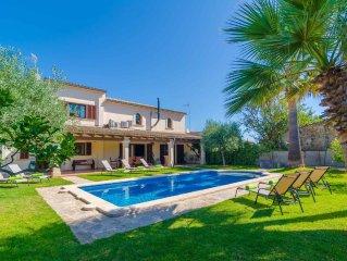 CAN TORRES - Villa for 8 people in Vilafranca de Bonany.