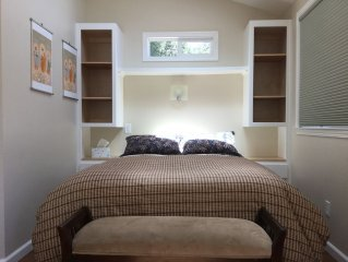~AMITABHA~ Wine Country Cottage! Perfectly Located in Santa Rosa