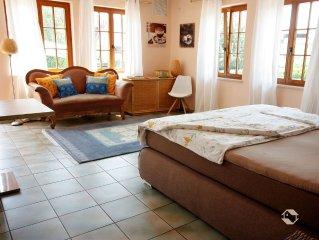 """Suite """"Lago"""" mit 42qm, fur maximal 2 Personen"""