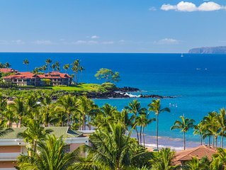 SPECIAL WINTER RATES AVAILABLE NOW! WAILEA SEASHORE K507! OCEAN VIEWS!!