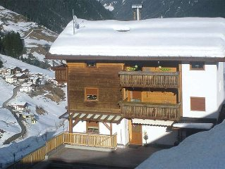 Apartment Haus Christian  in See, Paznaun Valley - 6 persons, 2 bedrooms