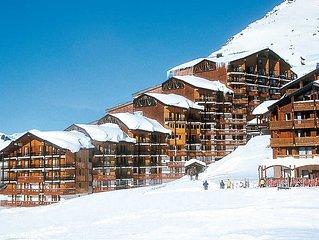 Ferienwohnung Residence Le Cheval Blanc  in Val Thorens, Savoyen - 4 Personen, 1