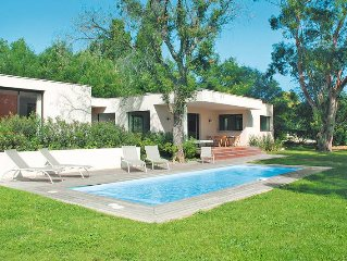 Vacation home L'Eucalyptus  in Grimaud, Cote d'Azur - 8 persons, 4 bedrooms