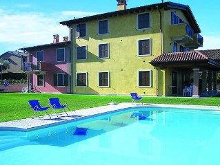 Ferienwohnung Il Casolare  in Lazise (VR), Gardasee - 4 Personen, 1 Schlafzimmer