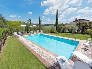 Vacation home Villa del Poggio  in Radda in Chianti, Siena and surroundings - 8