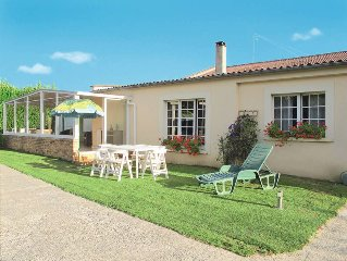 Vacation home in Saint Vigor le Grand, Normandy / Normandie - 6 persons, 3 bedr