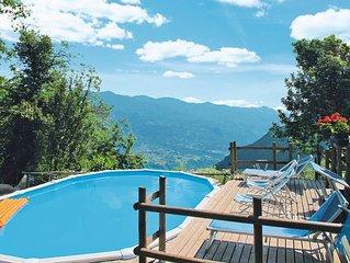 Vacation home Casetta S. Luigi  in Vallico Sopra (LU), Pisa - Lucca surrounding