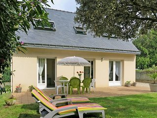 Vacation home in SARZEAU, Morbihan - 6 persons, 3 bedrooms