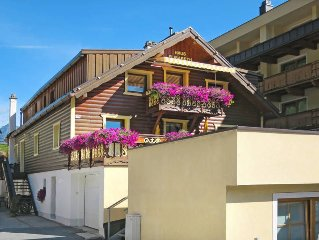 Apartment Haus Elisabeth  in Solden, Oetz Valley / Otztal - 2 persons